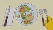 Garden Salad Homer