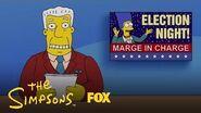 Marge Is Elected Mayor Of Springfield Season 29 Ep