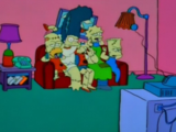 Dismembered Family couch gag