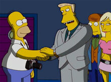Homer wolfcastle acordo 18x16
