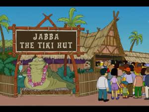 Barraca do Jabba