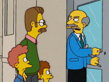Flanders raphael porta fechou