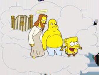 Gesù, Buddha e Spongebob