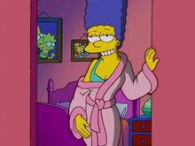 Marge sexy provocante