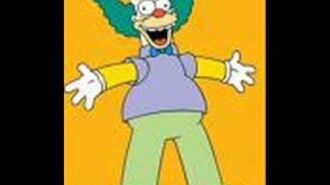 The Simpsons - Krusty The Clown Theme Tune