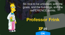 250px-Tapped Out Professor Frink New Character