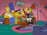 Canadian Symbols couch gag