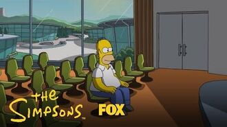 Homer Makes It To The Final Job Test Season 30 Ep. 5 THE SIMPSONS