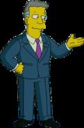 Russ Cargill in The Simpsons Movie