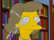 S6E19 Robot librarian starts crying
