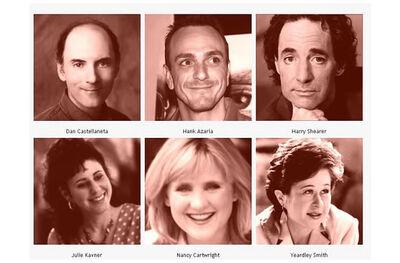 Simpsons-voice-cast