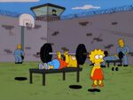 Bart weight-lifting