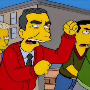 Fred Rogers Simpsons Wiki Fandom