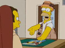 Homer reclama editor inquisitor revista