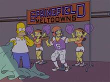 Homer springfield meltdowns