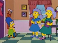 Patty, Selma, Marge