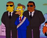 President Lenny