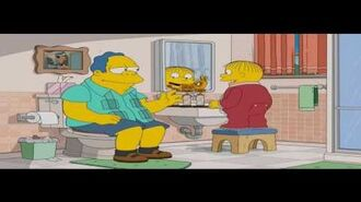 The Simpsons - Season 28 - You're the best around (Sung by Homer)