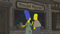 Amulet Hamlet