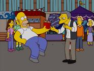 HomerAndNed'sHailMaryPass-HomerShowingOff5