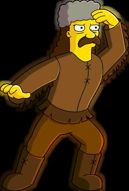 Jebediah Springfield   Simpsons Wiki   FANDOM powered by Wikia
