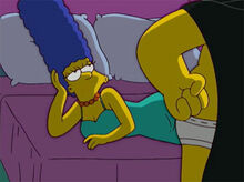 Marge homer fantasia 1 18x15