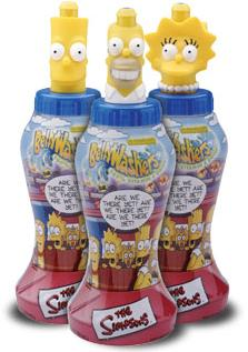 Simpsons Bellywashers