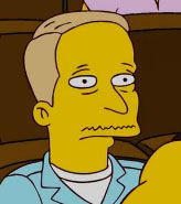 Simpsons John Blonde