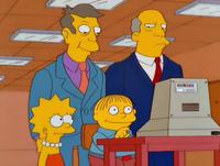 Skinner, Chalmers, Lisa i Ralph