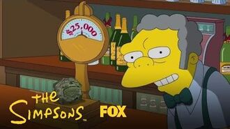 A Message From Moe About Puerto Rico Season 29 THE SIMPSONS