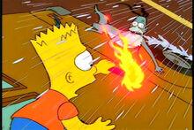 Gremlin bart fogo