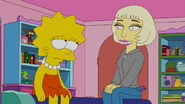 Lisa Goes Gaga