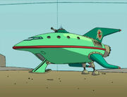 Planet Express Ship-1-