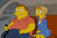 Barney gumble and chloe talbot