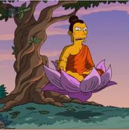 Buddha The Simpsons