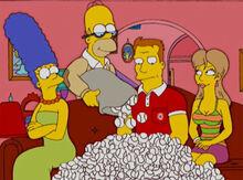Homer bolas buck autografo