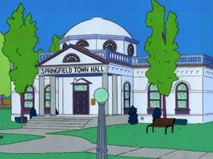 Springfield-townhall