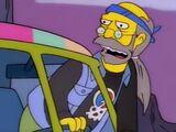 Hippie Bus Driver