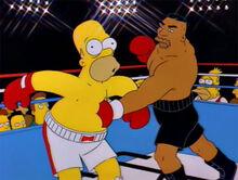Homer vs tatum 08x03 soco 3