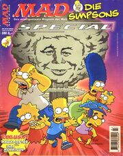 MAD Simpsons Special