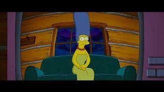 Simpsons Movie Sad Scene