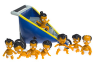 Simpsons Octuplets Toy 2