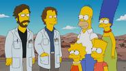 The Marge-ian Chronicles