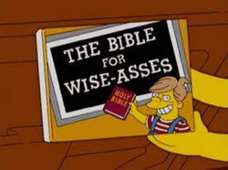 A bíblia para espertinhos