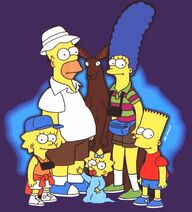 Australijscy Simpsonowie