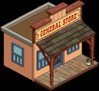General Store Menu