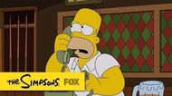 "Homer Asks Out Lisa from ""Luca$"" THE SIMPSONS ANIMATION on FOX"