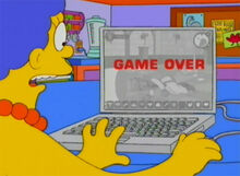 Marge rpg online game over