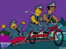 Policia patrulha bike