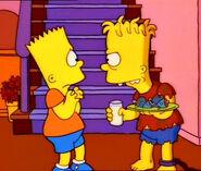 Bart poznaje Hugo